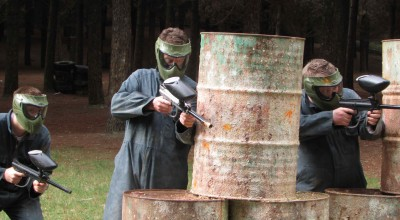 Queenstown Paintball Photo Gallery 1
